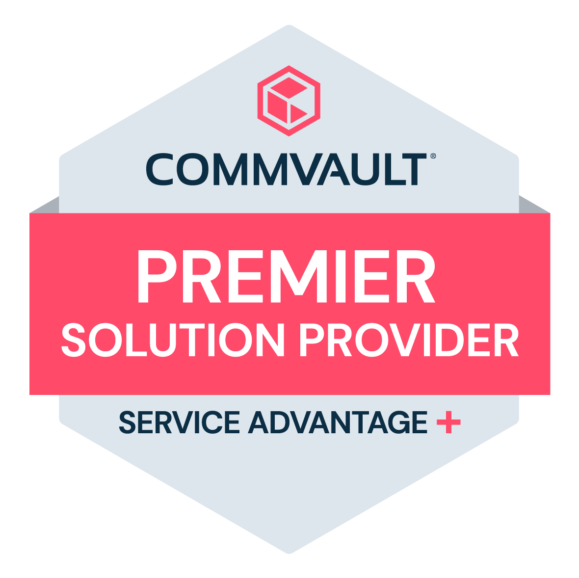 Commvault Premier Solution Provider Advantage+