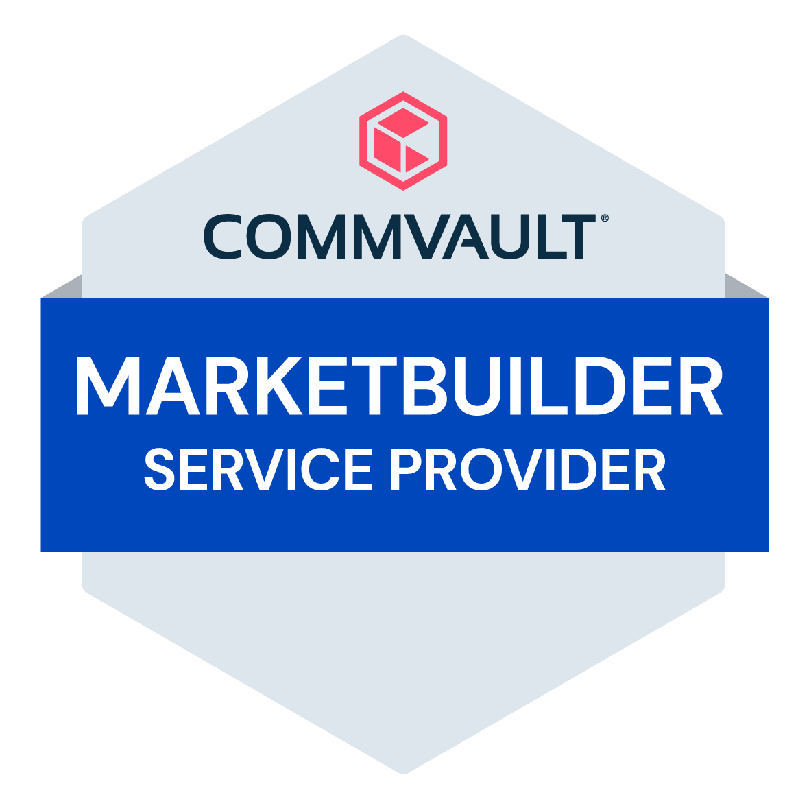 Commvault Marketbuilder Solution Provider Advantage+